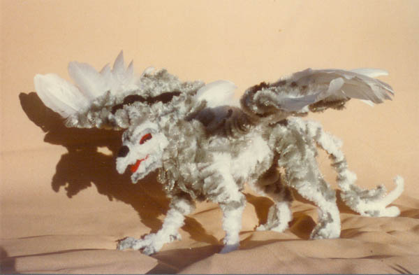 Silver gryphon 2