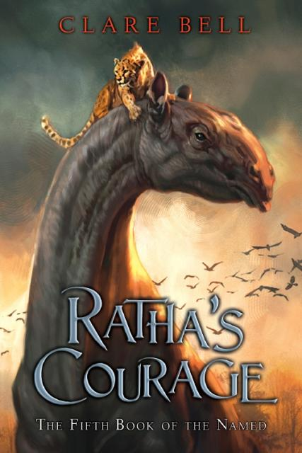 Ratha's Courage Cover